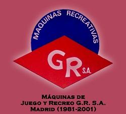 Maquinas de juego y recreo Garcia Retuerta