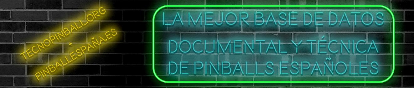 Bases de datos de Pinballs