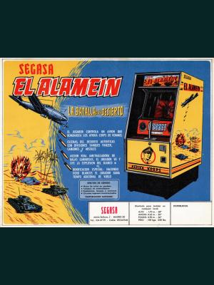 el Alamein flyer