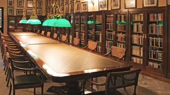 Descubre la Biblioteca del Museo del Recreativo