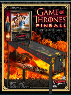 game of thrones flyer le